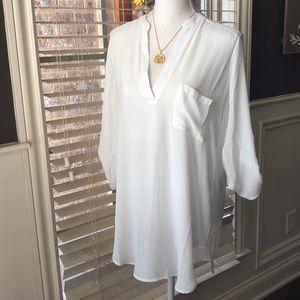 Nordstrom Lush blouse size m
